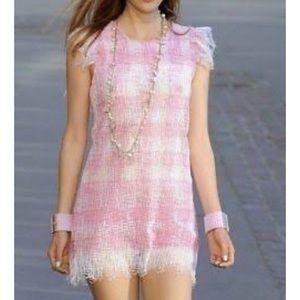 Chanel Cruise Pink Mini Dress